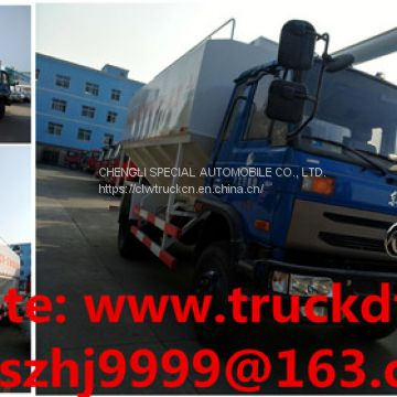 High quality and competitive price CLW brand 20m3 farm-oriented and livestock poultry feed truck for sale
