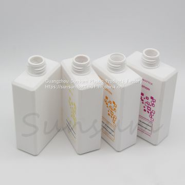 200ml PETG Plastic Shampoo Bottle with Press Cap