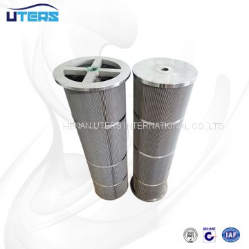 UTERS replace Hangzhou steam-connected all stainless steel filter element LY-38/25W-55