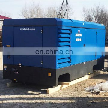 Moving convenient used atlas copco compressor air silent for agriculture