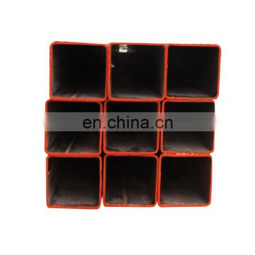china factor 15x15 china standard steel square pipe