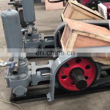 BW200 SKID MOUNTED COUBLE CYLINDER MUD PUMP