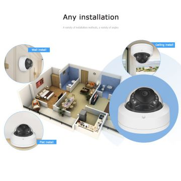 Top10 Cheap CCTV Starlight Real WDR 4 in 1 1080P Home Security Surveillance IR Dome Camera From CCTV Cameras Suppliers