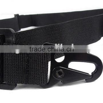 SUNGUN SLG0014-B TAC SHIELD Universal 3 Point Combat Sling with Qrb