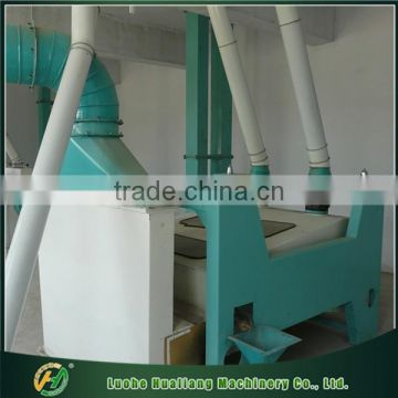 Excellence design low price automatic small scale flour mill machinery