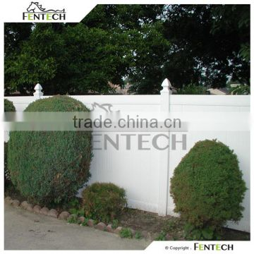 High quality customzied cheap plastic flower fence