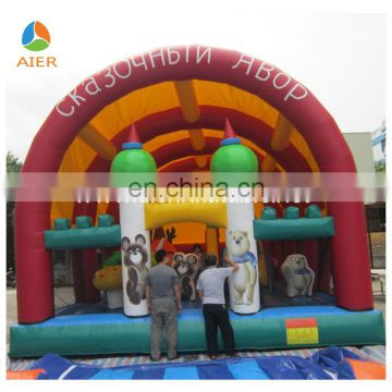 2016 inflatable giant dome tent/cheap inflatable lawn tent giant Inflatable party/event/exhibition/advertising dome tent