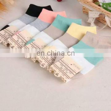 2015 Custom Fashion one time use socks Professional Factory