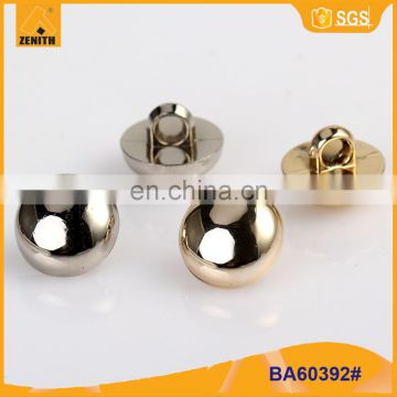 ABS Gold Plating Shank Button BA60401