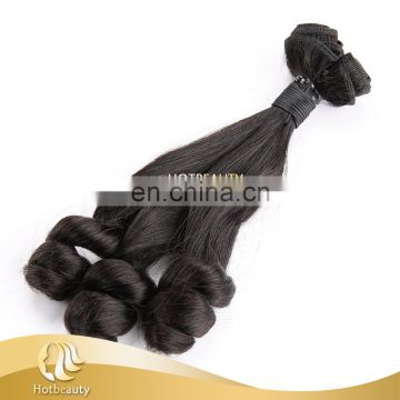 grade 8a double draw virgin brazilian hair spring curly hair extensions for women