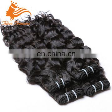 7A Peruvian Hair Wholesale Water Wave Braiding Hair Bundles