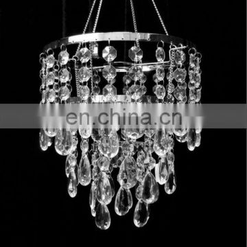 Wholesale Plastic Acrylic Chandelier Centerpiece
