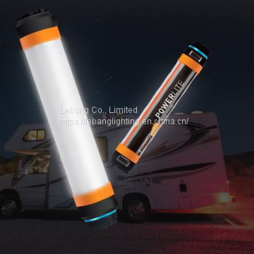 Rechargeable LED camping lights, tent lights, emergency lights, travel lights, flashlights