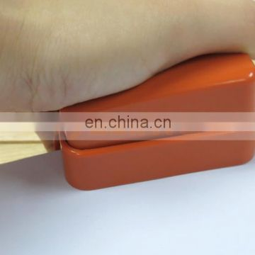Plastic ABS Environmental Office Mini Stapler No Needle