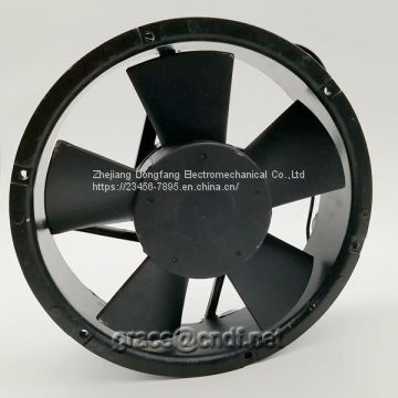 CNDF centrifugal ventilation fans 220x220x60mm 110/120VAC 0.8A 2600rpm cooling fan TA22060HBL-1