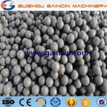 grinding media chrome steel balls, dia.100mm to 135mm steel chromium balls, casting steel balls