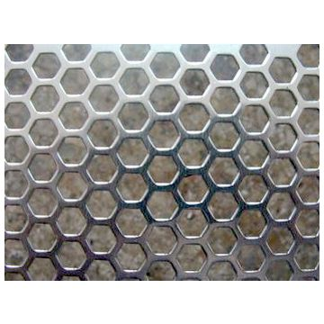 sus316 perforated grid perforated stainless steel mesh