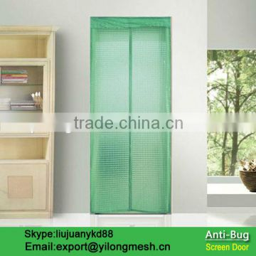 Automatic Closing Hands Free Soft Screen Door