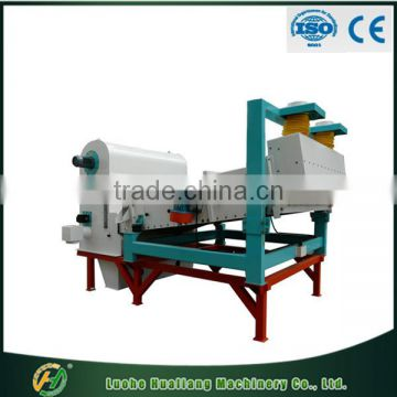 automatic screening cleaning machine for wheat