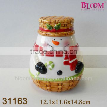 Decorative blank coin courting jar