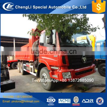 10 Wheeler Dump Truck Dimensions 16 18 20 22 Cubic Meter 30t Foton Tipper Truck Of Dump Truck From China Suppliers 143110200