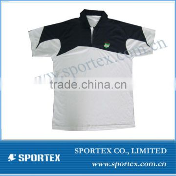 2013 Mens Cotton Pique Polo T shirt/Golf polo shirt/Tennis Polo shirt
