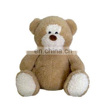 2017 new plush bear toy Shenzhen toy gift factory