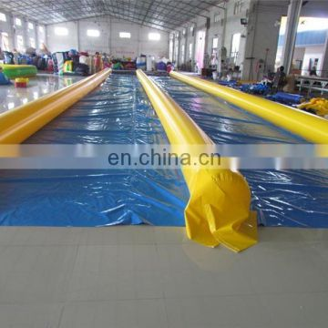 Customized game igloo kids used inflatable water slide for sale with EN14960