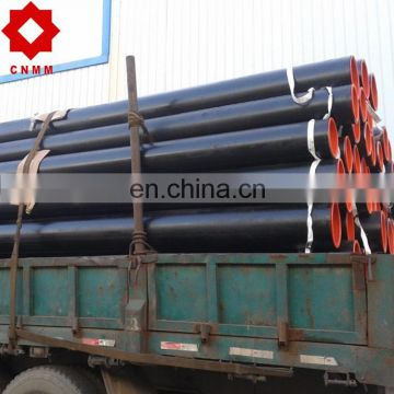 straight fluid pipe astm a135 welded steel tube