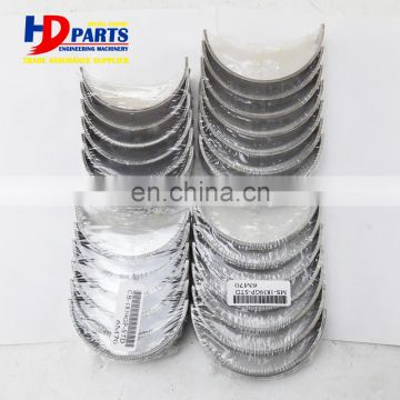 Diesel Engine Parts  6M70 6DS7 6M60 Con Rod Bearing 6DS7 Connecting Rod Bearing And Crankshaft Bearing Set