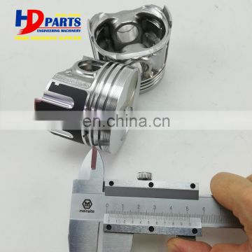 D782 Diesel Engine Piston Engine Spare Parts