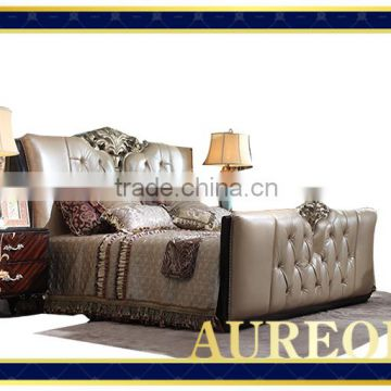 AK 7083 + AK 7082 2015 Low Cost High Quality Wooden Four Poster Bed