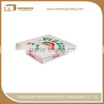 Fancy style reusable pizza box