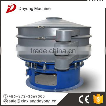Ceramsite material rotary vibration screen for casting,Spray Coating and sand blast