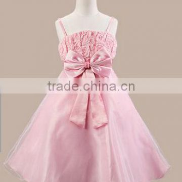 kid Romantic Party Dress Wedding Ball Gown dress Bridal Evening ...