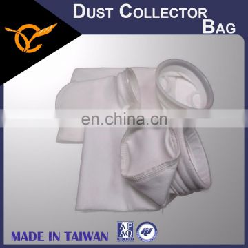 Can Be Special Processing Polyester Filter Bag For Asphalt Plant