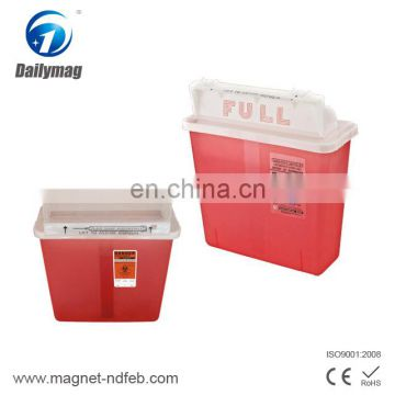 PP Biohazard Waste Container