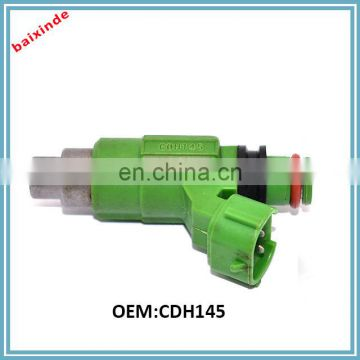 Auto spare parts car Mitsubishi 4G69 engine fuel injector CDH145