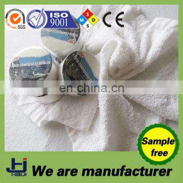 China OEM manufacture factory cotton disposable beach towel
