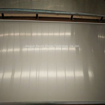 ASTM 321  HR/CR stainless steel plate/sheet with high quality