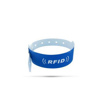 RFID Paper Disposable Wristband HC-ZZ003