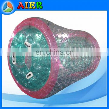 2015 transparent roller,inflatable water rolling ball