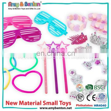 Promotional Party Favor Candy Toy Mini Fun Toy For Kids