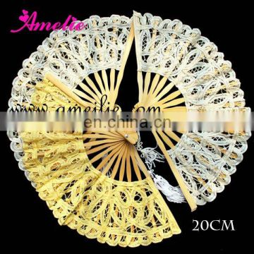 8inches lace fans gifts