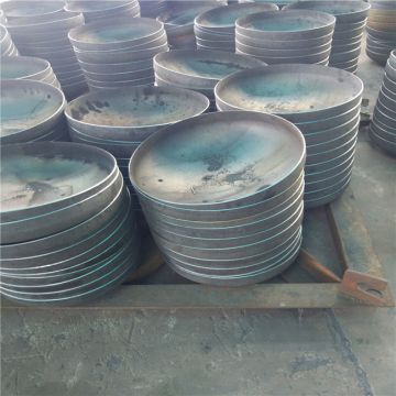 600mm diameter 8mm thickness pipe end cap Q235B carbon steel high quality elliptical head