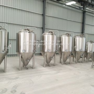 3bbl unitank, beer fermentation tank for brewery