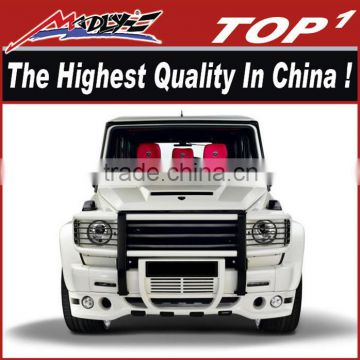High quality Body kit for Benz2011-2013 G500 G55 HM style g55 bodykit