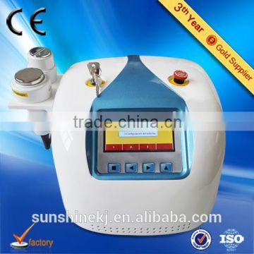 Medical USE portable slimming machine with weight loss cavitation machine