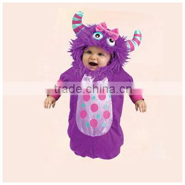 Plush Cute Animal costume Baby kids Halloween Cloth Elephant Lion Bee Dino Costumes Toys