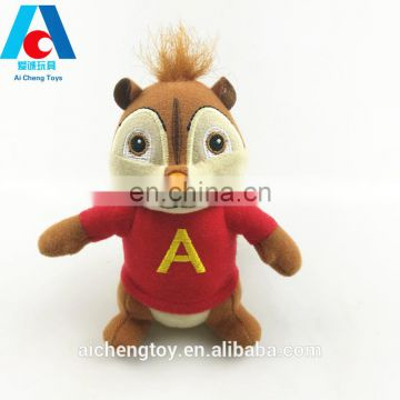 plush animal toys small cute groundhog plush toy